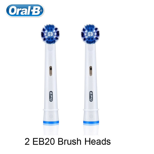 Vitality Electric Toothbrush Rechargeable Precision Cleanin Whitening Toothbrush