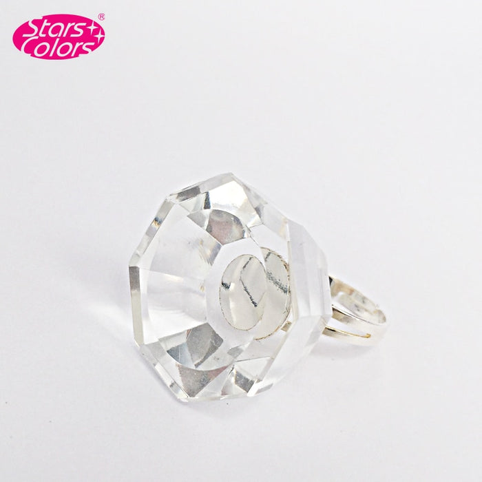 Crystal Adhesive Glue Holder Lash Crystal glue ring