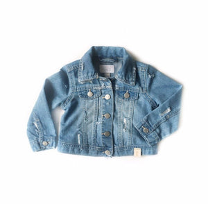 Custom Jean Jackets for kids, toddlers and babies
