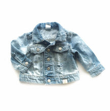 Load image into Gallery viewer, Custom Jean Jackets for kids, toddlers and babies