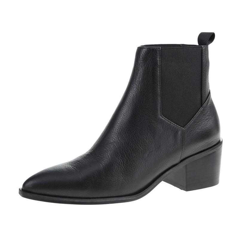 FILIP BOOTIE // BLACK