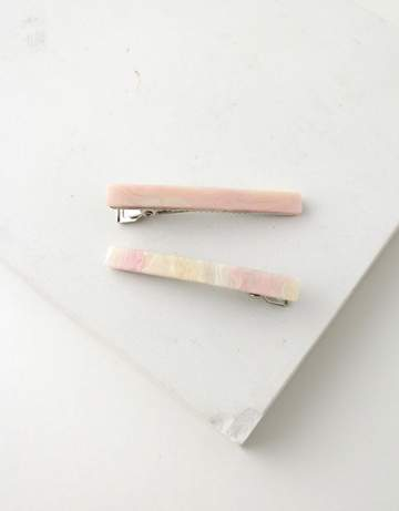 FLORENCE HAIR CLIP // 2 PACK