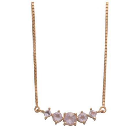 VALLI NECKLACE // GOLD