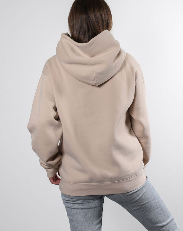 COUNTRY GIRL HOODIE // TOASTED ALMOND
