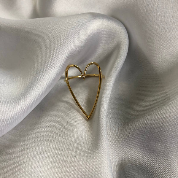 LOVESTRUCK RING // GOLD