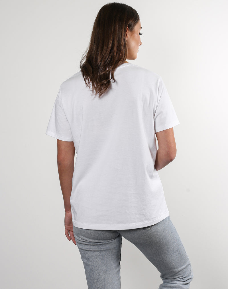 COUNTRY GIRL TEE // WHITE