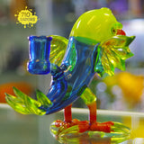 Burtoni Glass Eagle Mini Tube - 710 Vapors