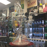 Casa Glass XL Recycler - 710 Vapors