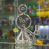 Charli Glass Jesus Seal Swiss Beaker Tube - 710 Vapors