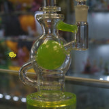 Slyme Ball Rig By Fatboy Glass - 710 Vapors