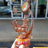 Freeek Glass Fillacello Recycler - 710 Vapors
