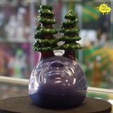 "Gregory Paul Sheyer ""Two Trees on My my Mind"" 10mm Sculptural Mini Tube"