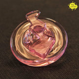 Kremlin Glass XL Pink Lollipop Directional Airflow Cap - 710 Vapors
