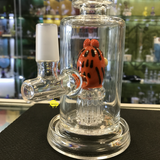 Leisure Garfield 18mm Male 14 Arm Garfield Perc - 710 Vapors