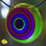 Lodi Glass Illuminati-Backed Encalmo Pendant - 710 Vapors