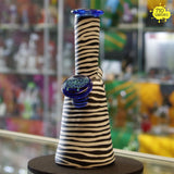 Matt Robertson Glass Zebra Tech Zoo Tube - 710 Vapors