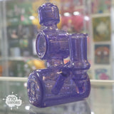 Shuhbuh Glass 2015 Purple Lollipop Shubbler - 710 Vapors