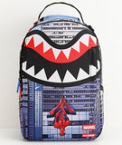Sprayground Limited edition spiderman backpack - 710 Vapors