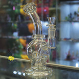 Swiss Ball Rig By Fatboy Glass - 710 Vapors