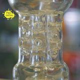 Swiss Pillar Can by Leisure Glass