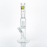 Zob Straight tube with UFO perc, splash guard and ice pinch. - 710 Vapors