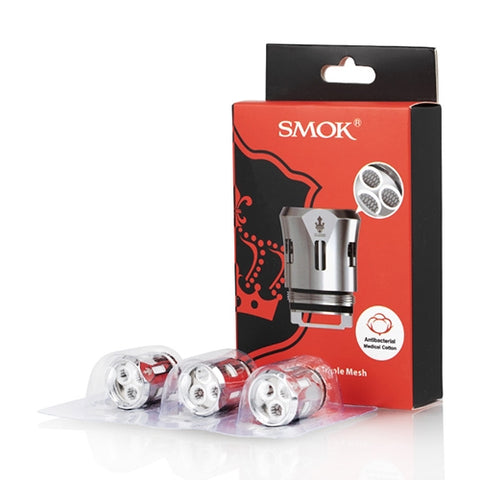 Smok V12 Prince Mesh Coils all varients - Pack Of 3 - 710 Vapors