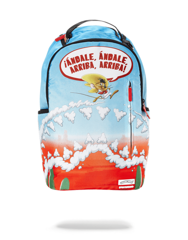 Sprayground Limited edition backpack Speedy Gonzales - 710 Vapors