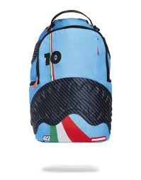 Sprayground Limited edition backpack lambo Lamborghini Shark Jake paul - 710 Vapors