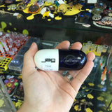 JAG Pill Pipe Blue Eyeball - 710 Vapors