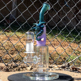 Salt x Leisure 6 Arm Tree 18mm Bub - 710 Vapors