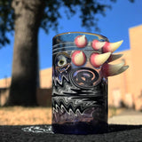Salt x Vela G x Blossom Collab Shot Glass - 710 Vapors