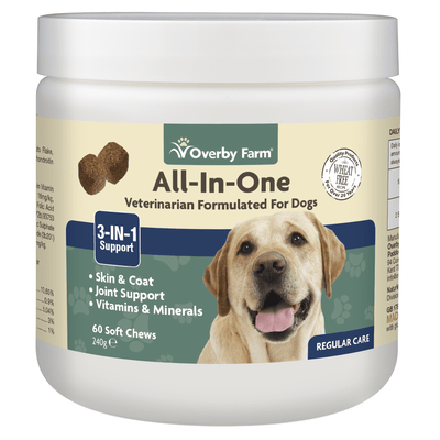 All-in-One Soft Chew for Dogs 60pcs - Harvey's Petstore