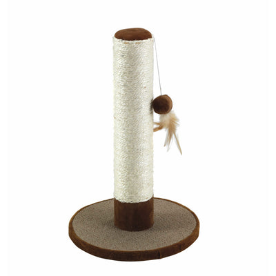 Cat Scratcher Venice (46cm) Brown