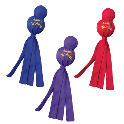 KONG Wubba Large (32cm) Red/Blue/Purple