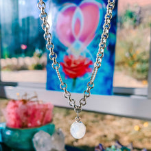 Load image into Gallery viewer, Moonstone Choker