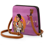 Be You Tiful - Trapeze Crossbody Bag - Chamlooks
