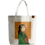 Girl Power Babe Basic Tote Bag - Chamlooks