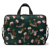 "Lush Midnight City Compact Messenger Bag For Up To 14"" Laptop/MacBook - Chamlooks"