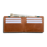 Forest Green UrbanGentleman Leather Men's Wallet - Chamlooks
