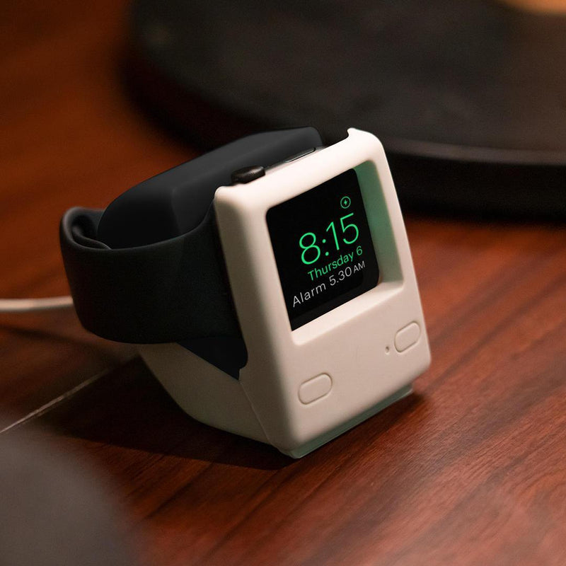 iSaga - Apple Watch Stand (Black) - Chamlooks
