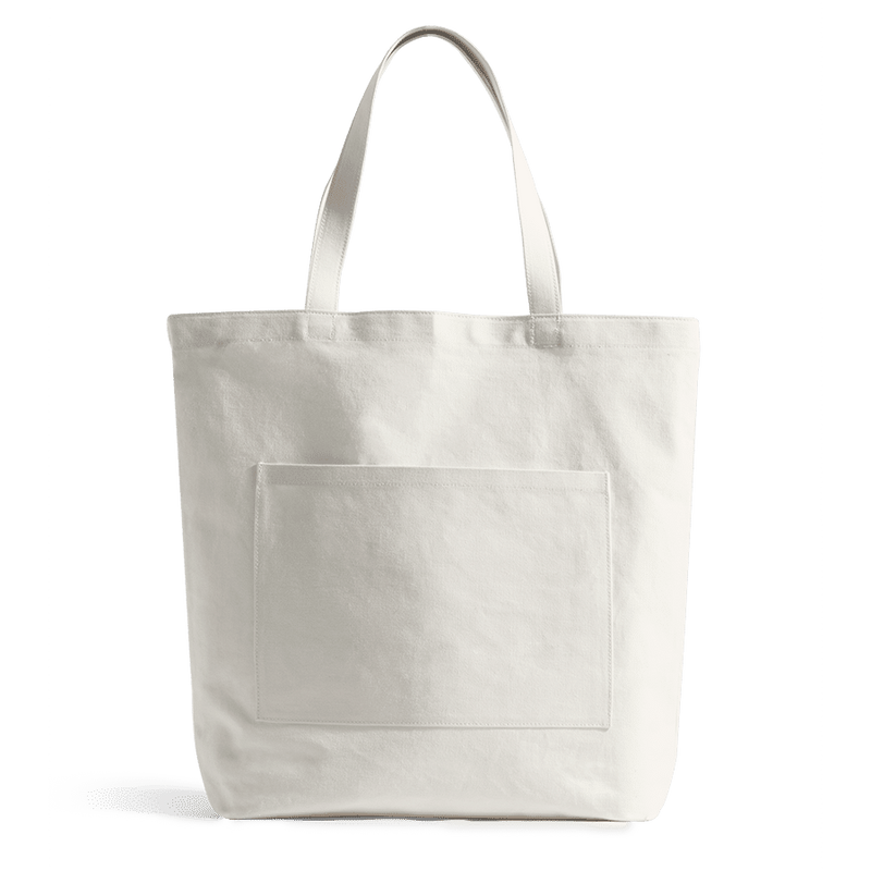 No Thanks Basic Tote Bag - Chamlooks