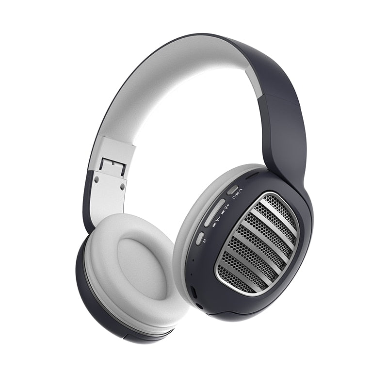 Built for Comfort Ternzun ANC Dynamic Vocalism Headphones w/mic (Supports TF / FM)