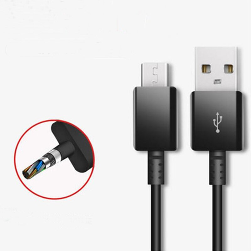 Original 100cm/150cm USB 3.1 TYPE-C Fast Charging Data Cable For Samsung Galaxy