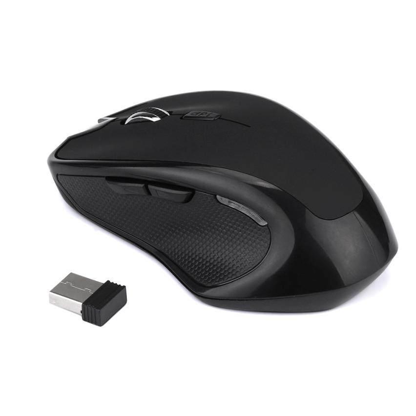 2.4GHz 2400 DPI Wireless Optical Mouse - Pulse Electronics USA