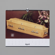 Load image into Gallery viewer, Memento Mori - Birthday Calendar