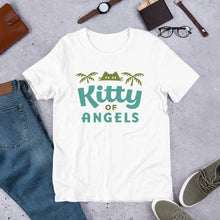 Load image into Gallery viewer, Kitty of Angels Unisex T-Shirt