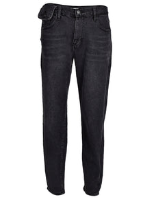 Denim Black Pants