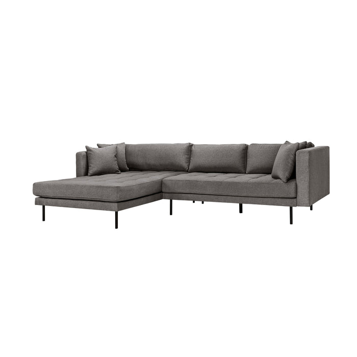 Matteo sofa med chaiselong