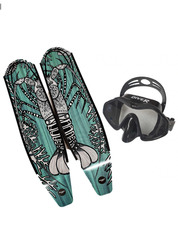 Cray Fish + Free Dive Mask  (SAVE $70)