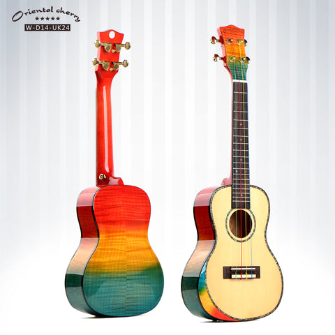 Oriental Cherry W-D14-UK24 Ukulele